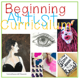 Year Long Art Curriculum High School and Middle School