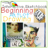 Interactive Sketchbook: Draw With Color