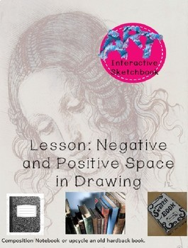 Interactive Sketchbook: Draw With Negative Space