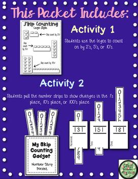 Interactive Skip Counting