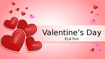 Interactive Slides Valentine Fun Phonics