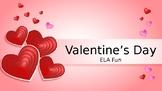 Interactive Slides Valentine Fun Phonics