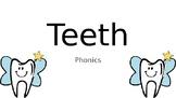 Interactive Slides Teeth Phonics
