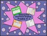 Interactive Smartboard Graphing Freebie K-1