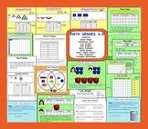 Interactive Smartboard Math Gr. 4-6 (patterning, graphing, venn diagrams)