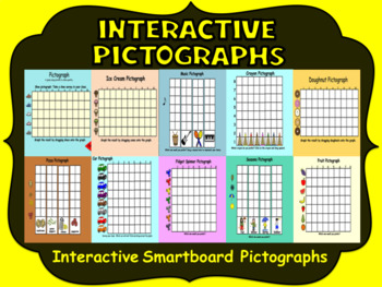 Interactive Smartboard Pictographs