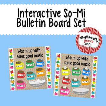Interactive So-Mi Bulletin Board Set