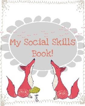 Interactive Social Skills book!