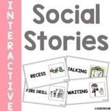Interactive Social Stories
