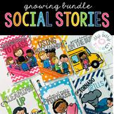 Interactive Social Stories - Growing Bundle