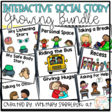 Interactive Social Story Bundle: Includes Visuals and More!