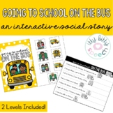 Interactive Social Story - On the Bus
