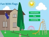 Interactive Social Studies:  Fun With Flags (5th Grade)