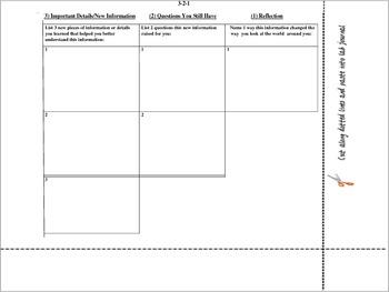 Interactive Social Studies Notebook