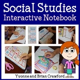 Social Studies Interactive Notebook with Scaffolded Notes Distance Learning