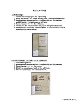 Interactive Social Studies Notebook Communities