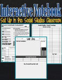 Interactive Social Studies Notebook Starter Kit
