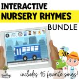 Digital Circle Time Songs - Nursery Rhymes Preschool Songs