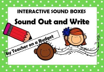 Interactive Sound Boxes
