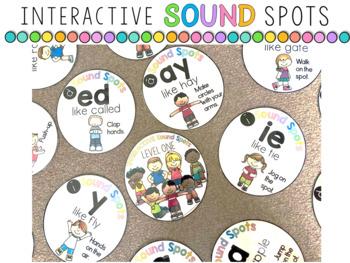 Interactive Sound Spots