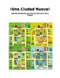 Interactive Spanish Classroom Activity