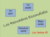 "Interactive Spanish ""IR"" Verb Activity (Powerpoint)"