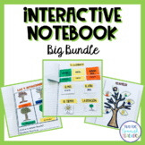 Interactive Spanish Notebook Activities {Big Bundle}