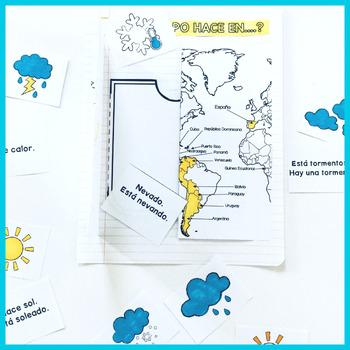 Spanish Interactive Notebook Activities {Big Bundle}