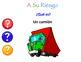 Spanish Transportation Interactive Activity, Powerpoint Game