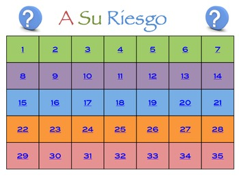 Spanish Regular AR Verbs Writing Activity, Interactive Game