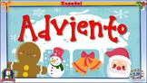 Interactive Spanish literacy activities - Advent calendar