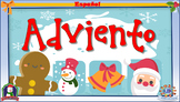 Interactive Spanish literacy activities - Advent calendar