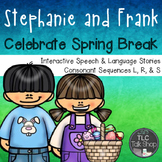 Interactive Speech and Language Activities: Consonant Sequences