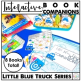 Interactive Book Companions for Speech Therapy: Little Blu