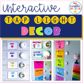 Interactive Speech Therapy Room Decor  - Tap Lights