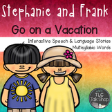 Interactive Speech and Language Stories & Activities: Multisyllabic Words