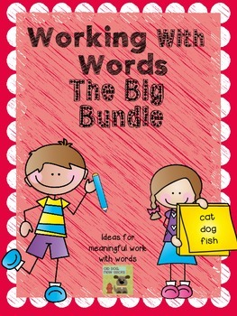 Interactive Spelling Curriculum and Working With Words BUN