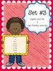 Interactive Spelling Curriculum and Working with Words, List 3