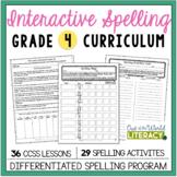 Interactive Spelling Grade 4 Year-Long Curriculum