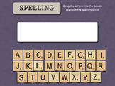 Interactive Spelling Practice