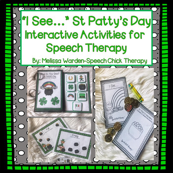 Interactive St. Patrick's Day Activities for Speech Therapy