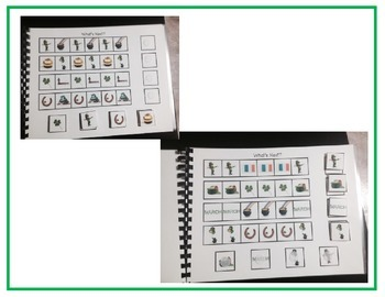 Interactive St. Patrick's Day Pattern Book