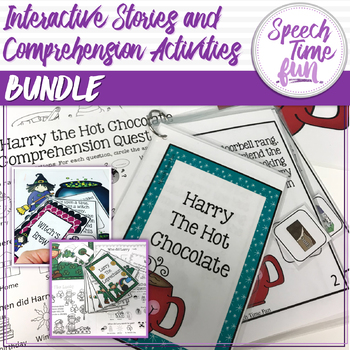 Interactive Stories for the year BUNDLE