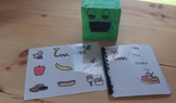 Interactive Story Book - Early Language Development - Kate the Snake