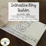 Interactive Story Builder {Noah's Ark}