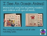 Interactive Story I See An Ocean Animal