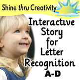 Interactive Story that Teaches Letter Recognition