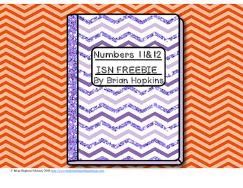 Interactive Student Notebook FREEBIE