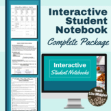 Interactive Student Notebook Complete Implementation Package