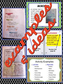 Interactive Student Notebooks 101